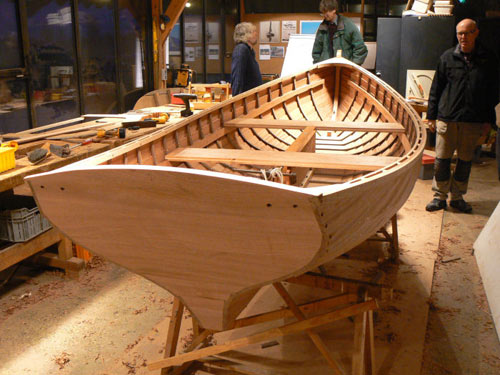 Blueprints Wooden Boat Building