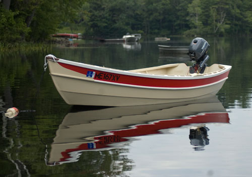 Harbor Skiff