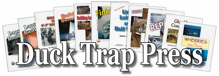 Duck Trap Press header